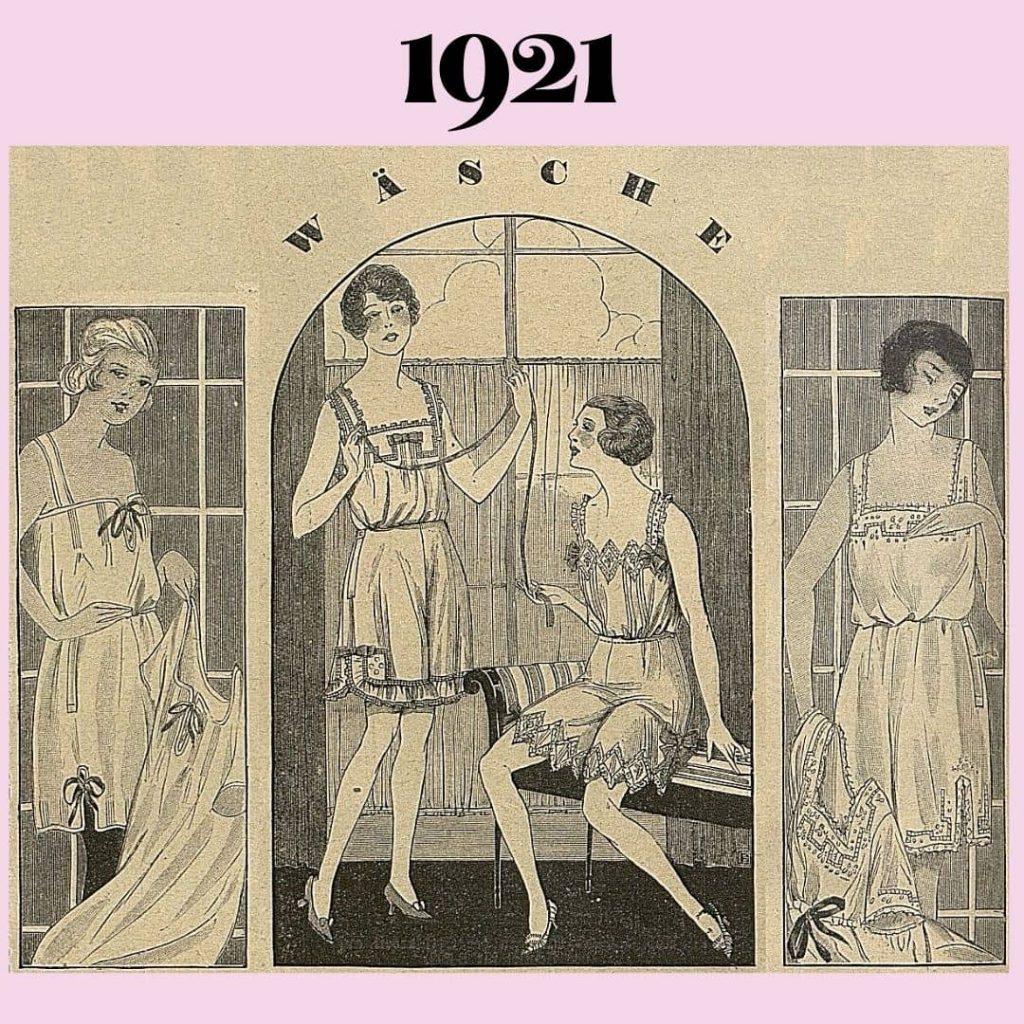 1921 wasche