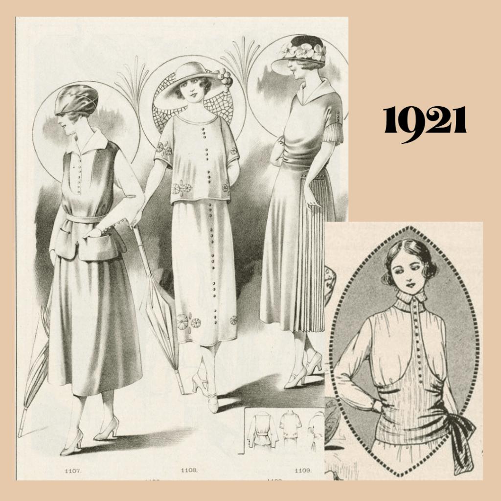 1921 fashion