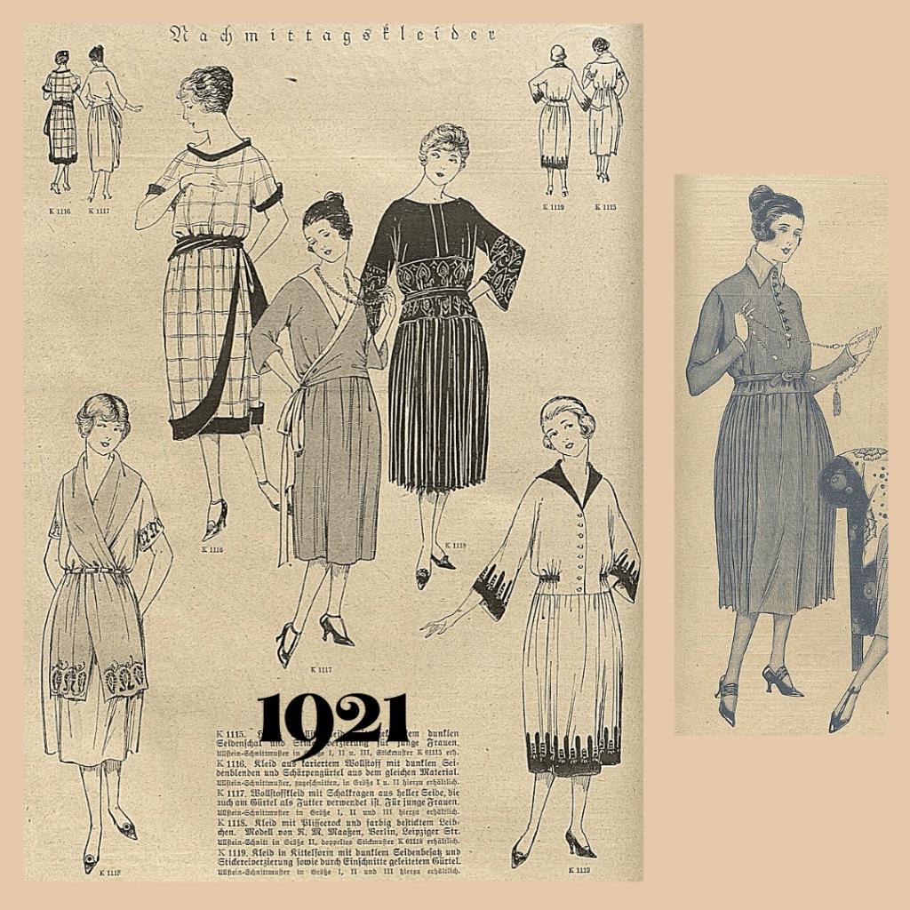 1921 moda