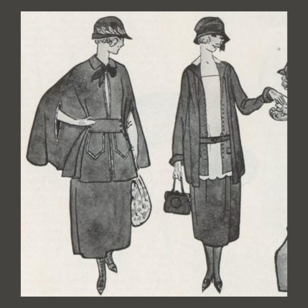 Kostiumy 1921 rok