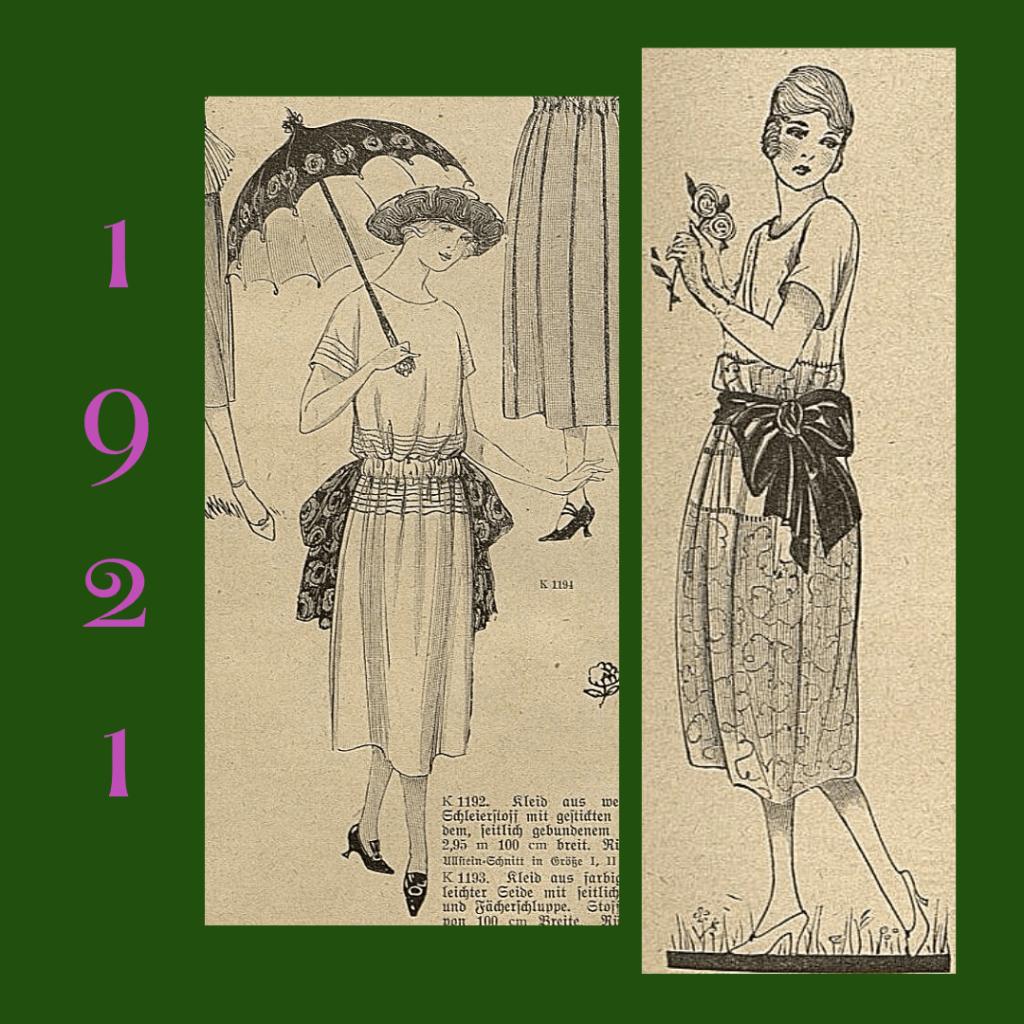 1921 sukienki