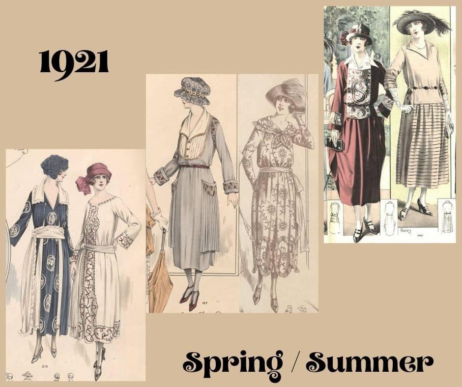 1921 kleid