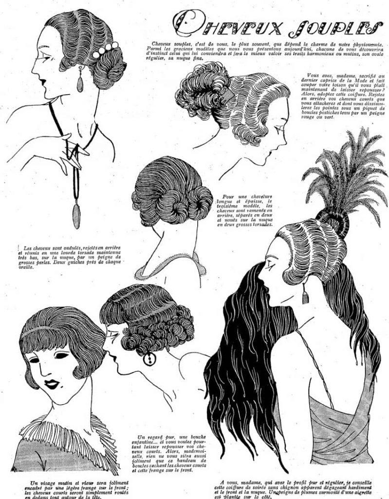 hairdo 1921