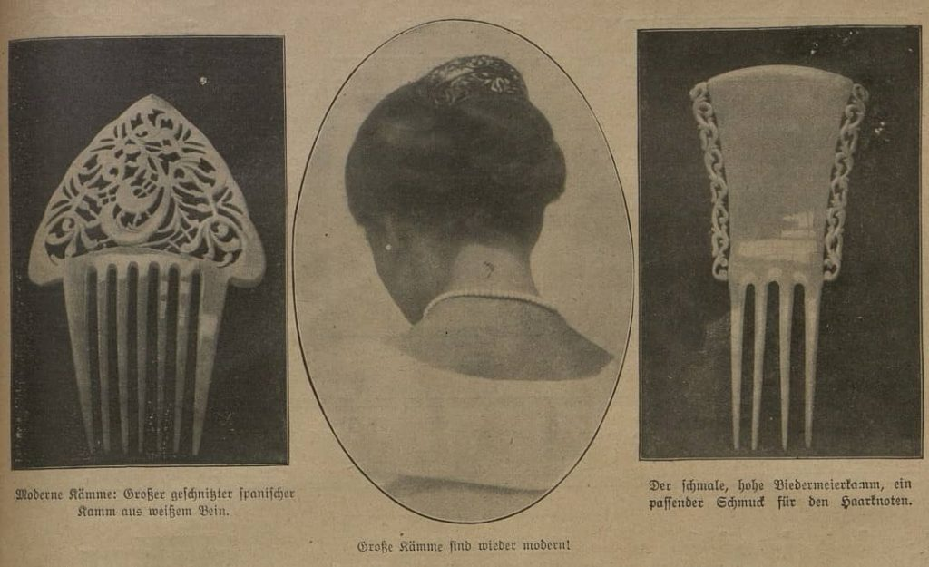 haircomb 1921