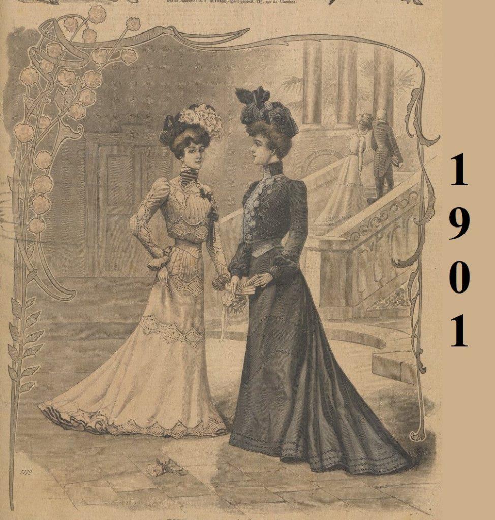 dresses 1901