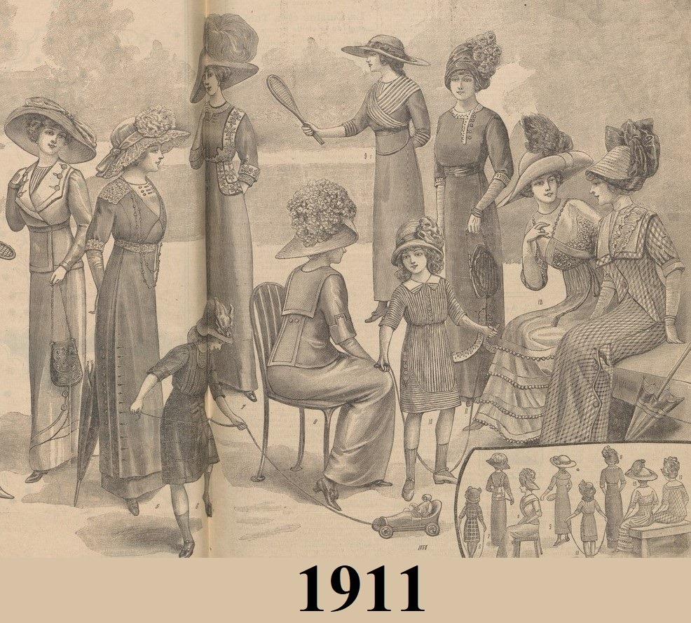 panorama mód 1911