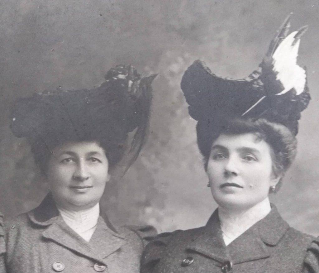 1901 kapelusze