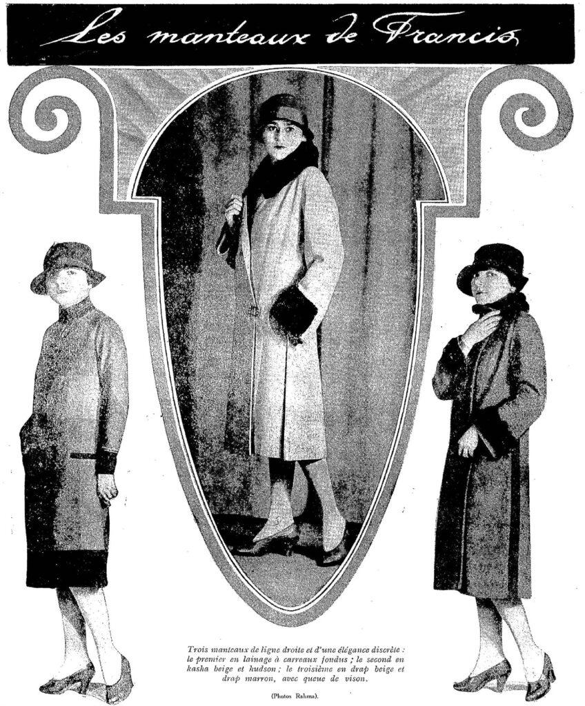 1926 modna sylwetka