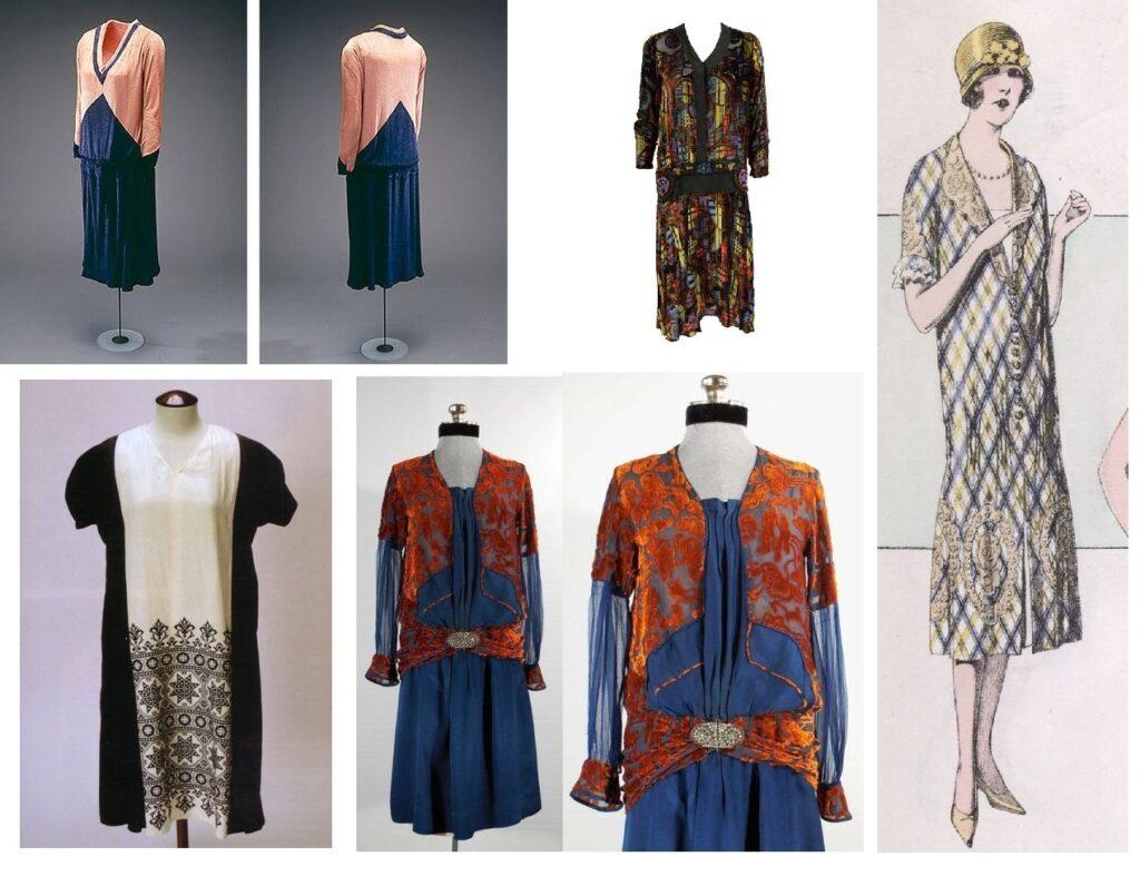 sukienki Art Deco