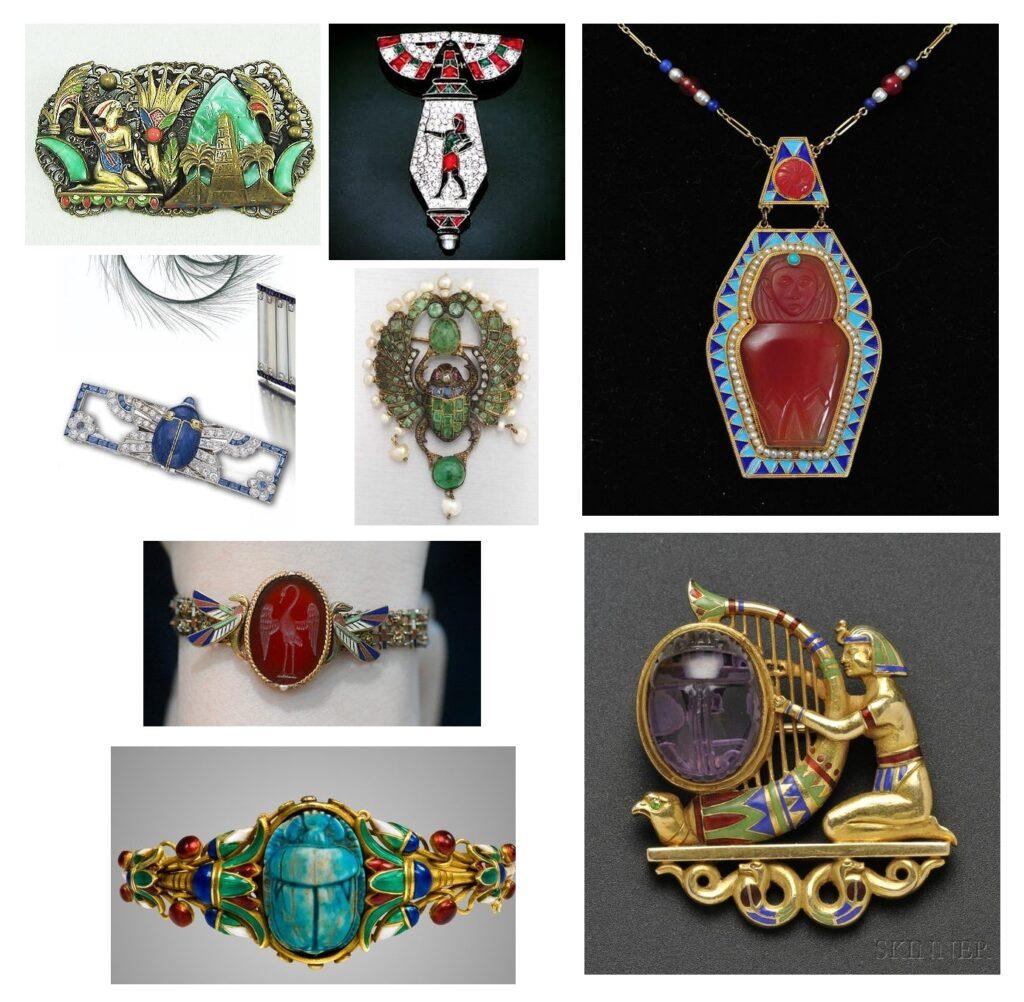 egiptomania-biżuteria
