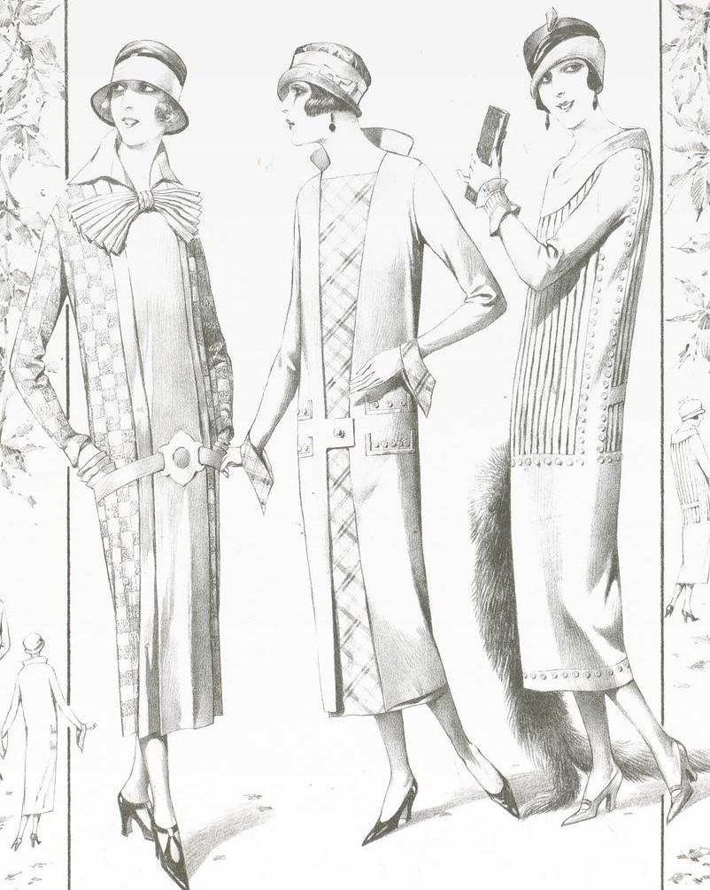 1924 sukienki